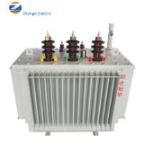 Olio di rame di bobina S11 - trasformatore elettrico riempito di potere