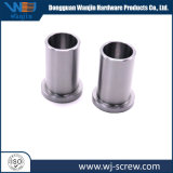 OEMの精密ステンレス鋼の丸型の金属CNCの機械化の部品