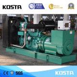 625kVA venda quente Série Yuchai gerador diesel tranquila