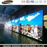 480*480mm Armário Die-Casting P2.5 Visor LED de vídeo