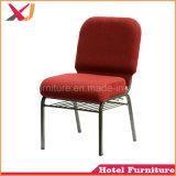 Asiento musulmán plegable de la reunión de la silla de la iglesia del auditorio del metal de la venta caliente