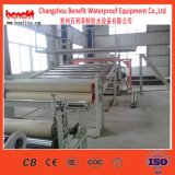 PE do PVC//EVA Geomembrane/máquina Waterproofing da produção da folha