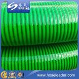 Boyau enduit d'aspiration de polyester de PVC