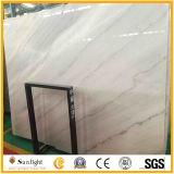 싼 중국 Carrara 백색 수정같은 나무로 되는 백색 나무로 되는 회색 또는 Cinderella 회색 또는 꿀 오닉스 또는 판다 대리석