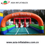 3 Lane Derby course avec Pony Houblon