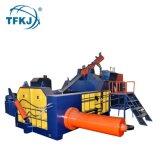 Macchina imballatrice idraulica automatica della polvere urgente dello scarto di Hms
