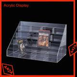 Boîte d'affichage acrylique Stand pour l'affichage