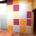 Панели декора стены изоляции шума акустические
