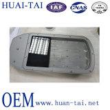 Alloggiamento del pezzo fuso di alluminio 40W -150W LED per le coperture della via della lampada