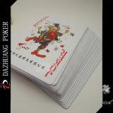 Goldene und orientalische Spielkarten