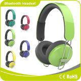 Écouteur sans fil stéréo de Bluetooth de bandeau sain de qualité