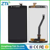 1 LCD表示と1つのための携帯電話のタッチ画面
