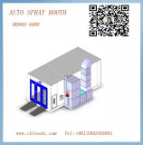 Лучшая цена в Гуанчжоу, утвержденном CE марки среднего и крупного размера шины автомобиля распыления краски в сушильной камере