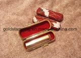 Clinquant de estampage chaud d'Alumium pour PVC/pp/caisse/sac/cadre/empaquetage rouge à lievres de tissu/en métal