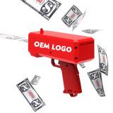 O dinheiro de moda Launcher pistola para clubes de partes