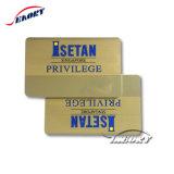 Tamaño de la tarjeta de crédito o tarjeta de PVC blanco imprimible