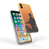 iPhone x를 위한 연약한 TPU 전화 상자를 인쇄하는 IMD 관례