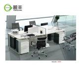 사무용 가구 나무로 되는 워크 스테이션 모듈 사무실 책상 Yf-G1904
