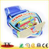 Loja Medalha redondas com o logotipo personalizado