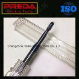Ultra Flöte-langes Stutzen-Kugel-Wekzeugspritzen-Enden-Tausendstel des Karbid-2 für Kupfer