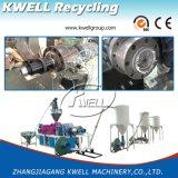 Linha de produção de granulagem do PVC da venda da fábrica, Granual plástico que faz a máquina