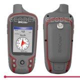 Download Handheld do mapa da sustentação do receptor do GPS