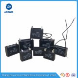 Capacitor eletrolítico/ Capacitor da máquina/AC Capacitor do Motor
