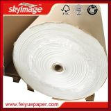 """ papier de transfert sec rapide anticourbure de la sublimation 50GSM 24"