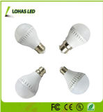 3W E26 E27 B22 5W 7W LED Bulb with Ce UL RoHS