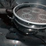 Circular rotativo Linho Coca Sementes de flores a vibração da máquina de peneiramento de tela