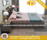Mesa de madera maciza color cereza de la pierna MDF Muebles de oficina (HX-8ND9537)
