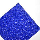 Кристально чистый материал крыши Policarbonato поликарбоната рельефным лист декоративный лист