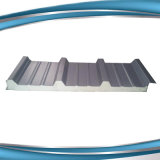 Roof Tile Polyurethane Steel PU Panel Sandwich