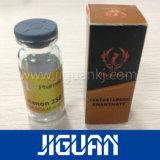 en escritura de la etiqueta adhesiva de calidad superior de encargo del frasco del holograma 10ml de la medicina de las ventas