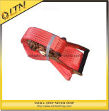 يقيّد [فر سمبل] مع يقدح كلاب سقّاطة إلى أسفل/يجلد حزام سير ([نهرت])