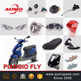 Conjunto de almofadas de freio para Piaggio Fly125 Peças sobressalentes para motocicleta