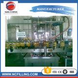 Línea de embalaje cosmética automática del petróleo esencial del agua de limpiamiento del petróleo línea de relleno