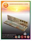 12.5GSM Brown Color Rolling Paper com King Slim Size