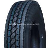 pneumáticos radiais do tipo de 12r22.5 Joyall e pneumáticos do caminhão