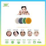Esponja Konjac natural para la limpieza facial