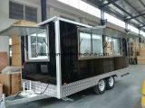 Alimento móvel feito sob encomenda Van de Yieson