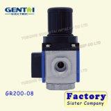 Buen Quanlity SMC F.R.L regulador neumático Gr200-08 del filtro del aire de la combinación