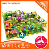 Campo da giuoco dell'interno della strumentazione di ginnastica dei bambini del gioco di ginnastica della giungla da vendere