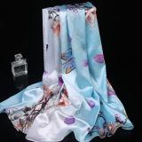 Sciarpa dello scialle di Chinoiserie di s delle donne 'con stampa dei fiori
