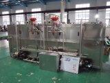 Máquina de rellenar del jugo automático en botellas del animal doméstico