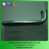 Peças de giro do aço inoxidável do CNC da precisão