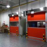 Da porta de alta velocidade do rolamento do PVC da porta do rolamento porta industrial do rolamento