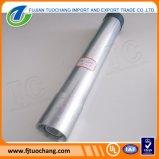 Resíduos explosivos de guerra Q195-Q235 Pre-Galvanized Tubo de Aço com logo ISO