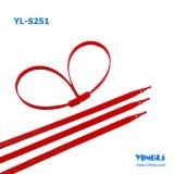 Insert en nylon de sécurité de verrouillage joint en plastique (YL-S251)