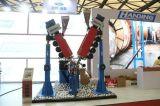機械(FPLM)を作る3つの層の共押出し倍カラーワイヤーケーブル